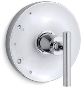 Kohler Purist™ Bath and Shower Trim Set Single Lever Handle KT14423-4