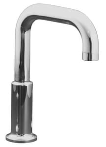 Kohler Purist® 11-3/8 x 2-1/2 in. Deckmount Non-Diverter Bath Spout K14430