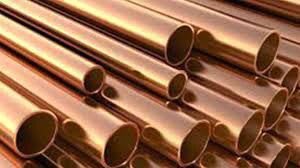 Merit Brass 12 ft. Plain End Brass Pipe GRBP12