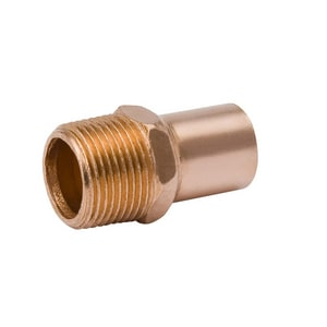 3/4 in. FTG x Male Wrot Copper Medium Adapter MW01446