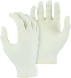 Majestic Glove Disposable in.ustrial Guard Latex Glove M3413L