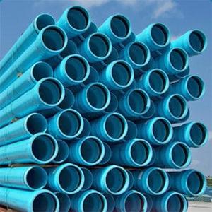 SDR 21 Gasket PVC Pressure Pipe SDR21BP