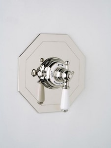 Rohl Edwardian Single Lever Handle Thermostatic Shower Valve RU5585LTO