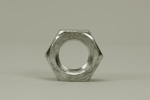 PROSELECT® 8 in. Zinc G2 Hex Nut PSGSHNG