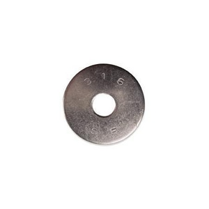PROSELECT® 1 in. Zinc-Plated Fender Washer PSSFWBG