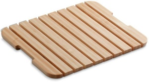 Kohler Bayview™ Wood Grate/Shelf for Sink Stand K6027-NA
