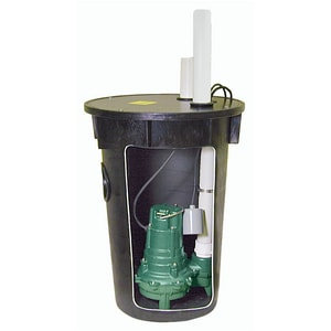 Sewage Pump Systems