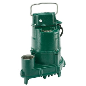 Zoeller 115V High Head Effluent Pump Z150002