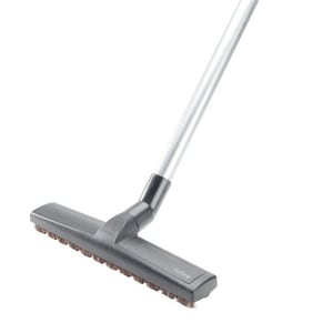 Broan Nutone Floor Tool with Natural Brush in Black NCT157B
