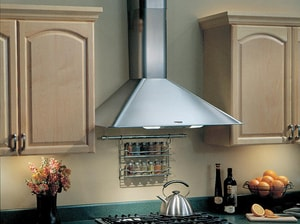 Broan Nutone RangeMaster® 36 in. Wall Mount Chimney Hood BRM5036