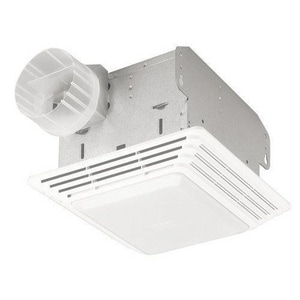 Broan Nutone Exhaust Fan with Light NHD80LNT