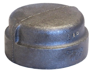 Press 300# Galvanized Malleable Iron Cap G300CAP