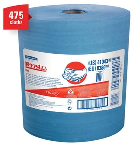 Kimberly Clark WypAll® X80 13-2/5 in. Towel K41043