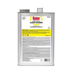 Oatey All Purpose Cleaner in Clear O307