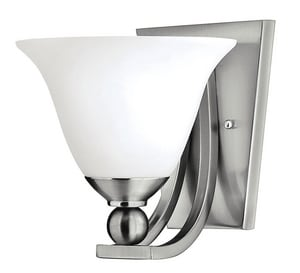 Hinkley Lighting 7-4/5 in. 100W 1-Light Wall Sconce H4650