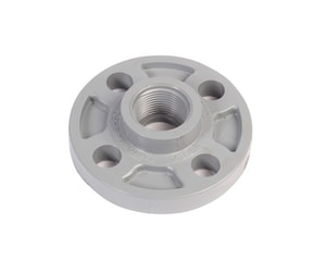 FPT x Threaded Schedule 80 CPVC Flange CP80TF