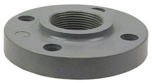 Schedule 80 CPVC Webb Threaded Flange S852030C