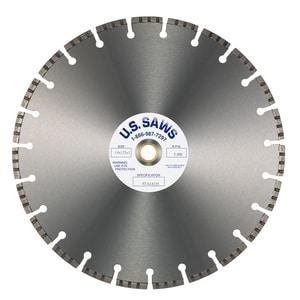 U.S. Saws Diamond Blade for Concrete USTA14125