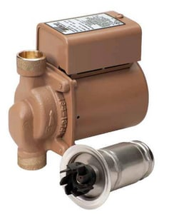 Taco 1/40HP 115V Sweat Cartridge Bronze Circulator Pump T003B4