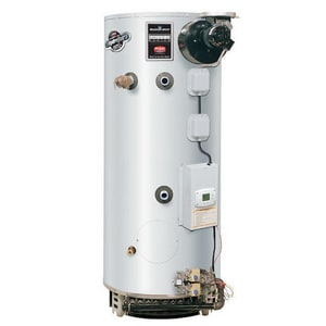 Bradford White Magnum 80 gal. Natural Gas Commercial Energy Saver Water Heater BD80T7253NA