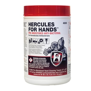 Hercules Chemical Hand Cleaning Towels H45334