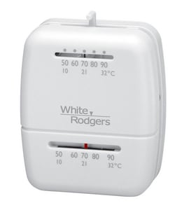 White Rodgers Heat & Cooling Switch Mechanical Thermostat W1C26101