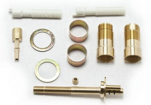Moen Thick Deck Adapter Kit For Widespread Valve M115001