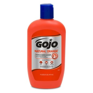 Gojo Natural Gas Orange Pumice Hand Cleaner G095804