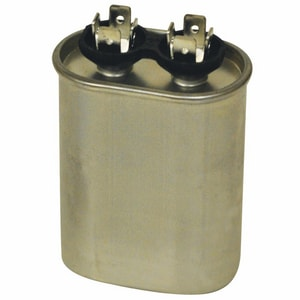 Motors & Armatures 5-1/4 in. 370V Run Capacitor MAR1201