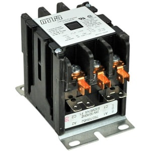 Motors & Armatures 30A 3-Pole Contactor MAR913