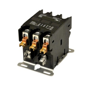 Motors & Armatures 50A 3-Pole Contactor MAR915