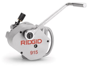 Ridgid 8 in. Drive and Groove Roll Set R92452