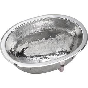 Elkay Asana® 17 x 12 x 6-1/2 in. 1-Bowl Topmount and Under Mount Bathroom Sink ESCF1611SH
