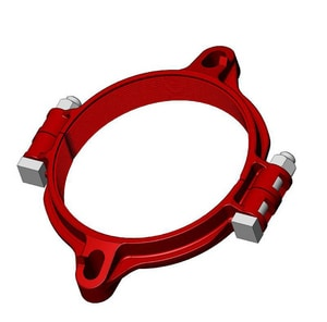 PV-Lok™ PVC Restraint Clamp Ring CIOD SPWMC