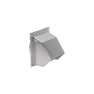 Broan Nutone Aluminum 6 in. Wall Cap B641