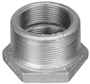 Ward Threaded 125# Cast Iron Bushing BDTB