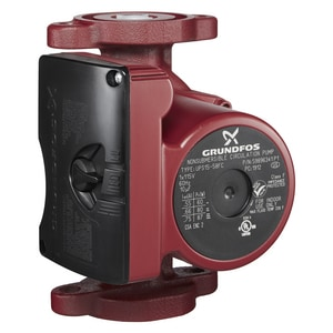Grundfos UPS Hydronic Heating Circulators