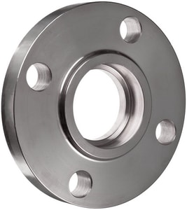 300# 304L Stainless Steel Standard Raised Face Socket Weld Flange IS3004LRFSWF