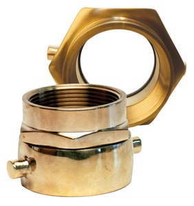 Dixon Valve & Coupling FNST x FNPT Brass Adapter DSF250F