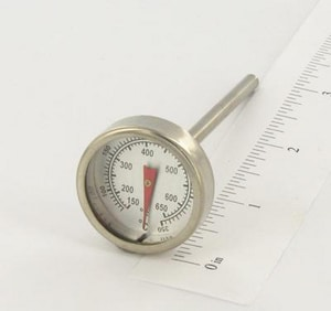McElroy Manufacturing Thermometer MMJK00002
