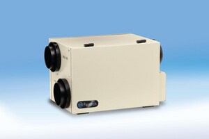 Fantech 17-3/4 in. 1.3 Amp Heat Recovery Ventilator FSHR1504