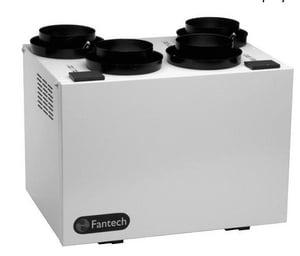 Fantech 140 cfm Heat Recovery Ventilator FVHR1405R