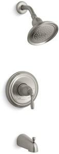 Kohler Devonshire® 2.5 gpm Pressure Balance Bath and Shower Faucet Trim with Single Lever Handle KT395-4S