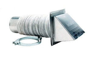 Diversitech Aluminum Dryer Vent Hood DIV650002