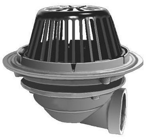 Jay R. Smith Manufacturing Aluminum Dome S1010AD