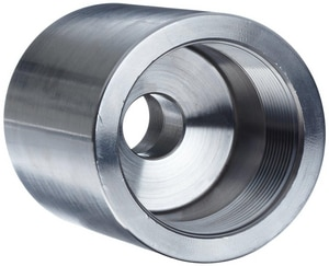 3000# 316L Stainless Steel Threaded Red Coupling IS6L3TC