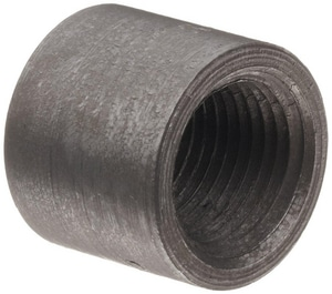 Threaded Carbon Steel Weld Tapered Half Coupling IBSHCTT
