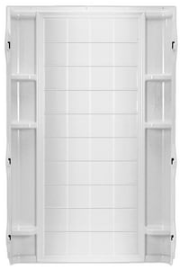 Sterling Plumbing Group Ensemble™ 42 in. Tile Shower Back Wall Ensemble S72112100