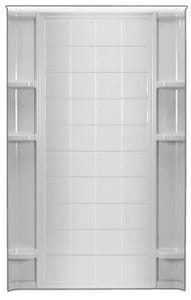 Sterling Plumbing Group Ensemble™ 48 x 48 in. Tile Alcove Shower Back Wall S72122100