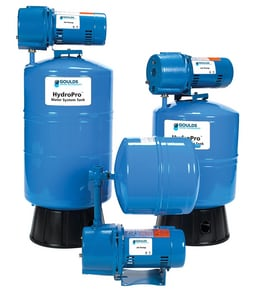 Goulds Pumps Shallow Jet Pump Well System GJRS5K